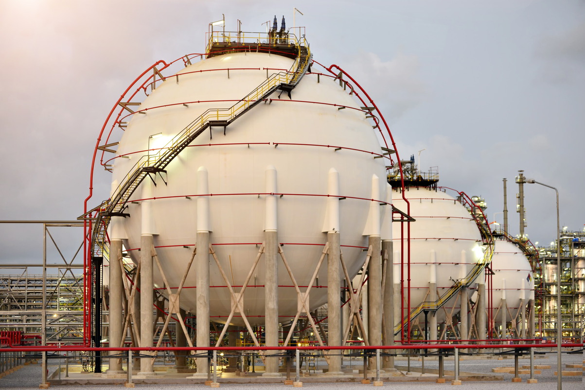 Storage tanks image